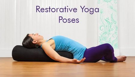 A 60-Minute Restorative Yoga – Slow Down And Surrender