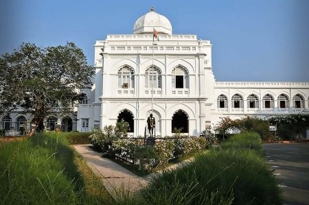 Memorial Museum for Mahatma Gandhi in Madurai and the remnants of Non Violence