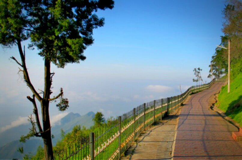 kodaikanal-coakers walk