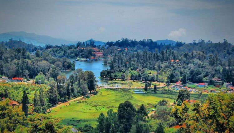 Kodaikanal – take a Cool Swing to Visit  the Princess of Hills