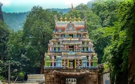 Alagar Kovil – Kallazhagar Temple is one among the 108 Divya desam's of Lord Vishnu