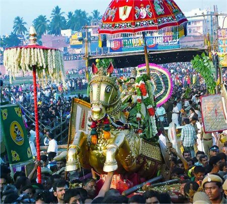 Seasonal festivity of Madurai Chithirai Thiruvizha (Chithirai Festival- சித்திரை திருவிழா)