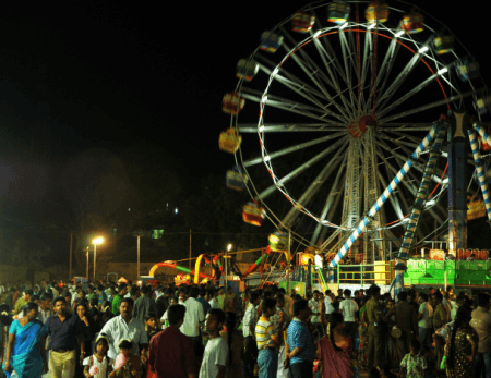 Tamukkam Grounds is an Event Venue of Madurai city